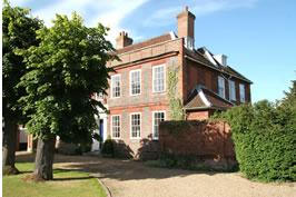Linden House, Eye, Suffolk