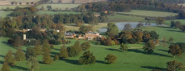 Raveningham Hall, Norfolk
