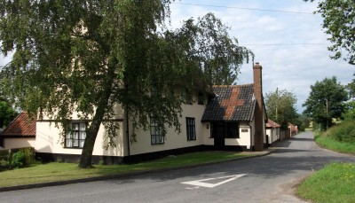 Withersdale Cottages, Waveney Valley