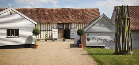Wingfield Barns, Suffolk