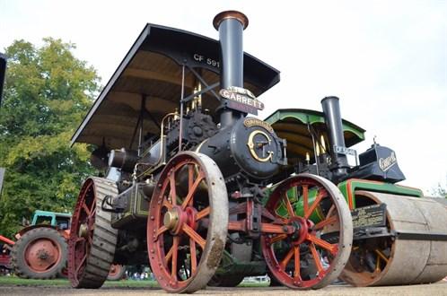 Vintage Farm Day at Bressingham