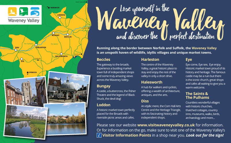 Visit the Waveney Valley