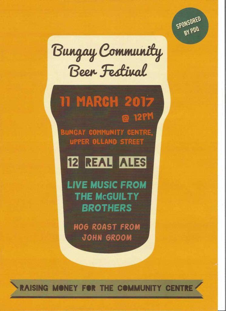 Bungay Beer Festival