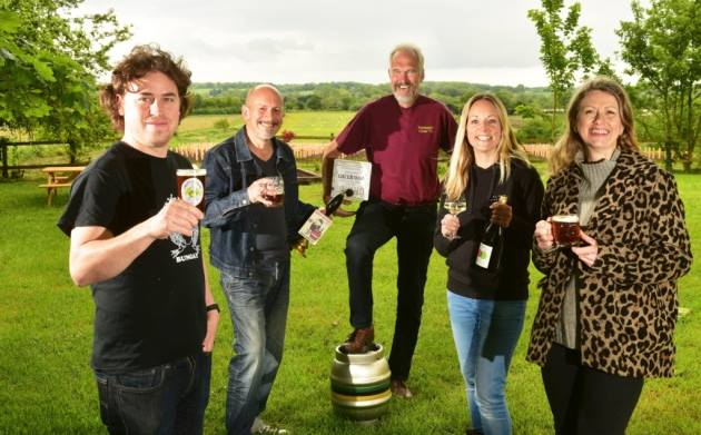 Waveney Valley Ale, Wine and Cider Trail