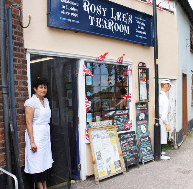 Rosie Lees Tearooms