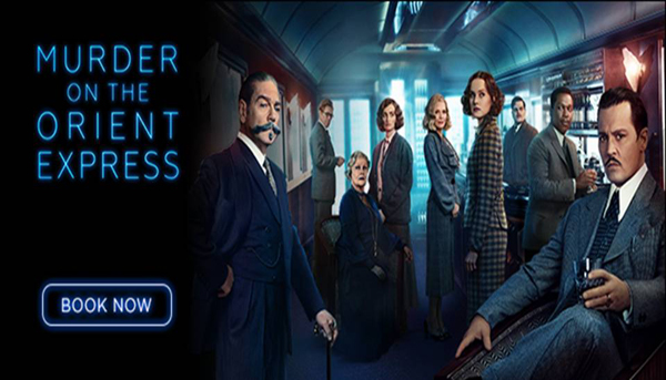Murde on the Orient Express Image